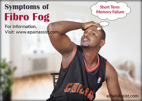 Signs and Symptoms of Fibro Fog