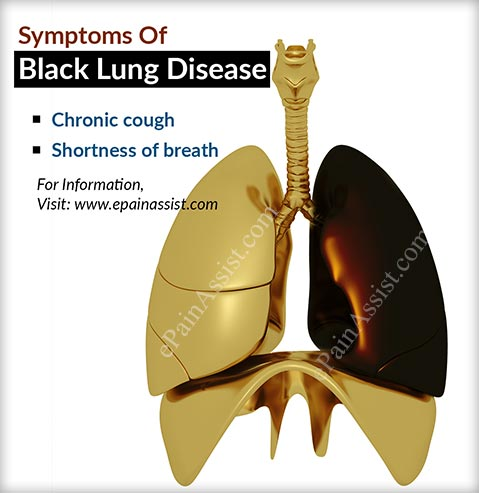 Symptoms Of Pneumoconiosis Or Black Lung Disease