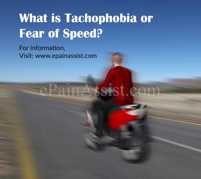 What is Tachophobia or Fear of Speed?