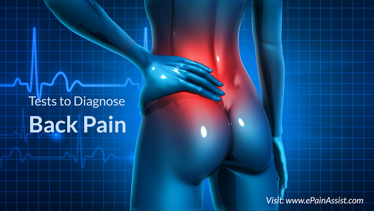 Tests to Diagnose Back Pain or Backache