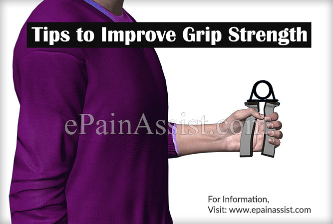 Tips to Improve Grip Strength