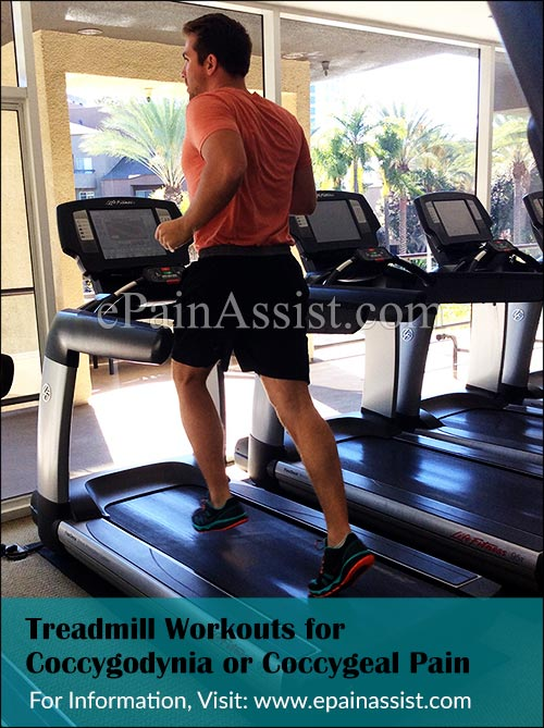 Treadmill Workouts for Coccygodynia or Coccygeal Pain