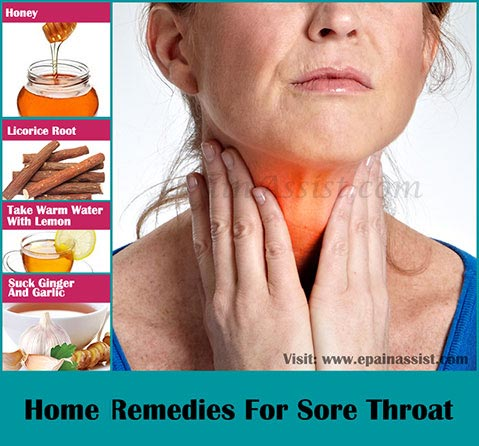 Best Natural Gargle For Sore Throat