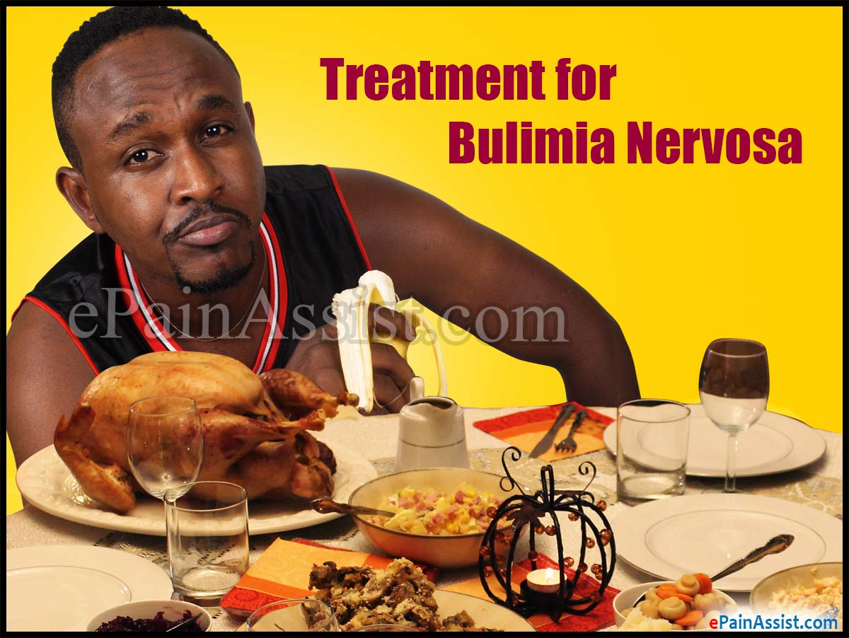 Treatment for Bulimia Nervosa (BN)