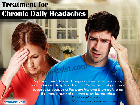 Treatment for Chronic Daily Headaches