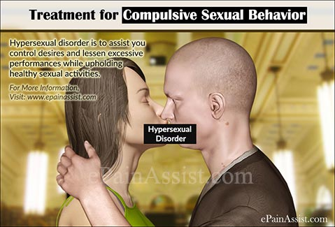 Treatment for Compulsive Sexual Behavior or Hypersexual Disorder & Preventing Relapse