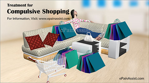 Treatment for Compulsive Shopping or Shopping Addiction