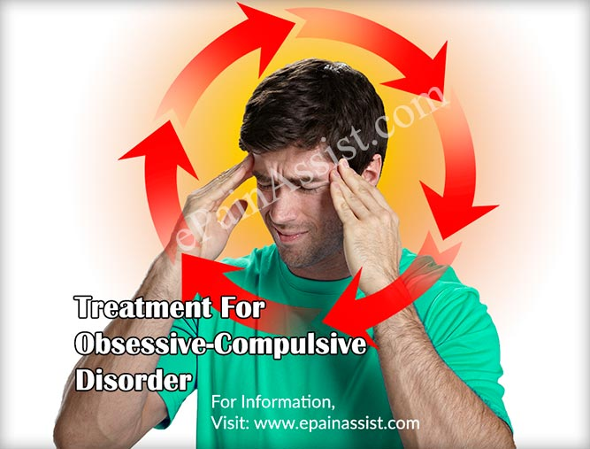 Treatment For Obsessive-Compulsive Disorder or OCD