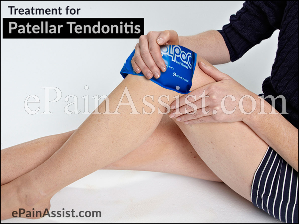 Treatment for Patellar Tendonitis or Jumper's Knee