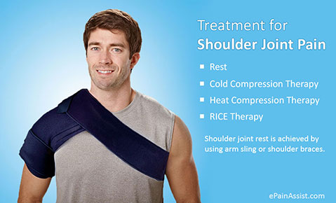 Treatment for Shoulder Joint Pain: Conservative, Medications, PT, Surgery