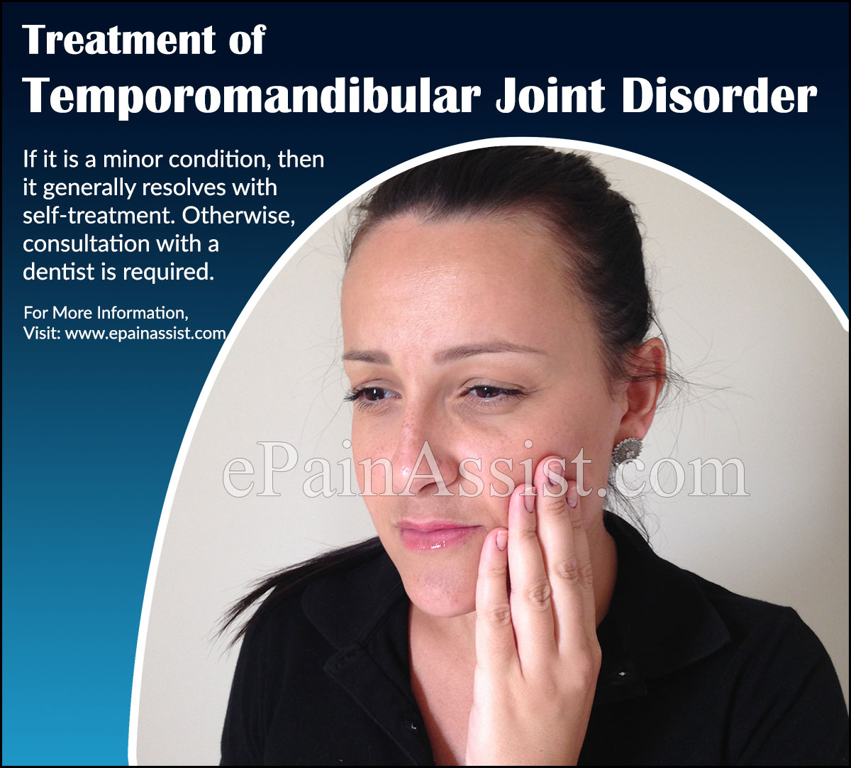 Treatment of Temporomandibular Joint Disorder (TMJ)