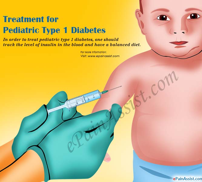 Treatment for Pediatric Type 1 Diabetes