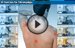 10 Fibromyalgia Exercises Video