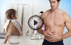 Home Remedies for Diarrhea in Adults & Children 3D Video