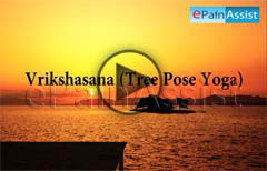 How To Perform Tree Pose Yoga or Vrikshasana, Know Its Benefits
