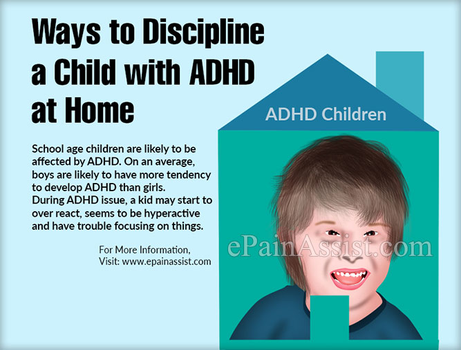 10 Ways to Discipline a Child with ADHD at Home