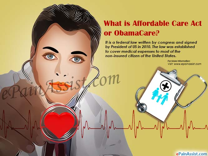 What is Affordable Care Act or ObamaCare?
