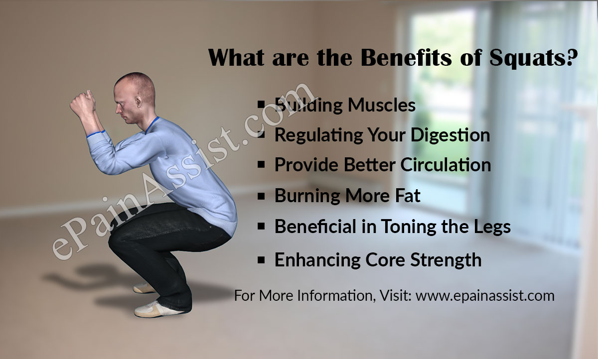 How to do Squats & What are its Benefits