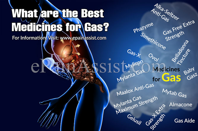 What are the Best Medicines for Gas?