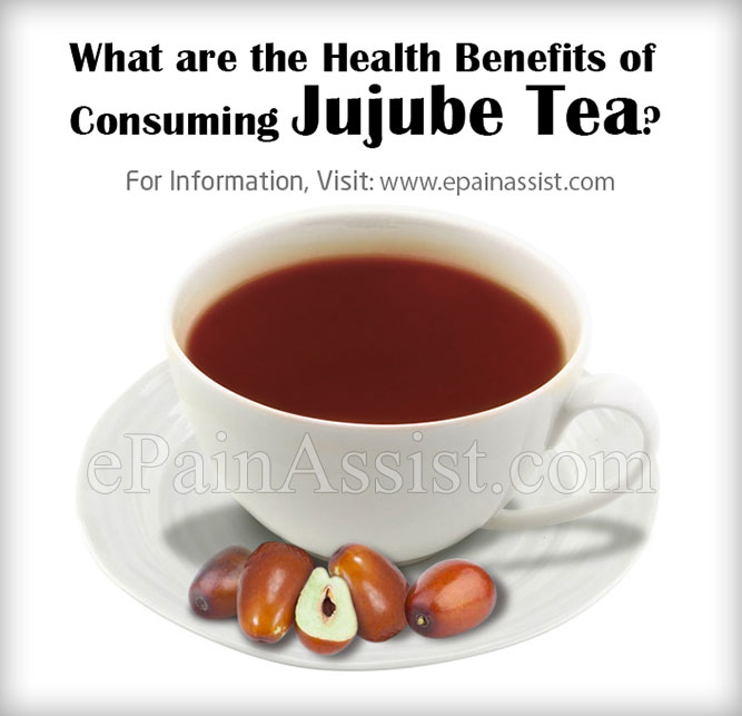 What are the Health Benefits of Consuming Jujube Tea?