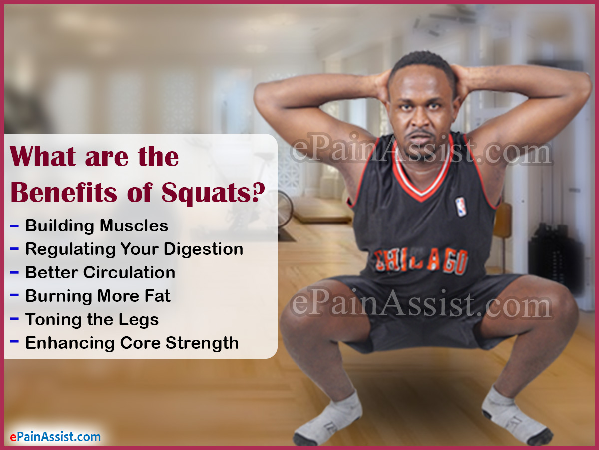 What are the Benefits of Squats?
