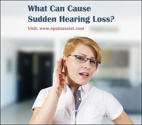 What Can Cause Sudden Hearing Loss?