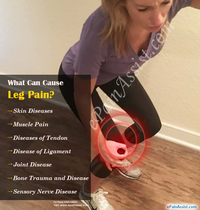 What Can Cause Leg Pain?