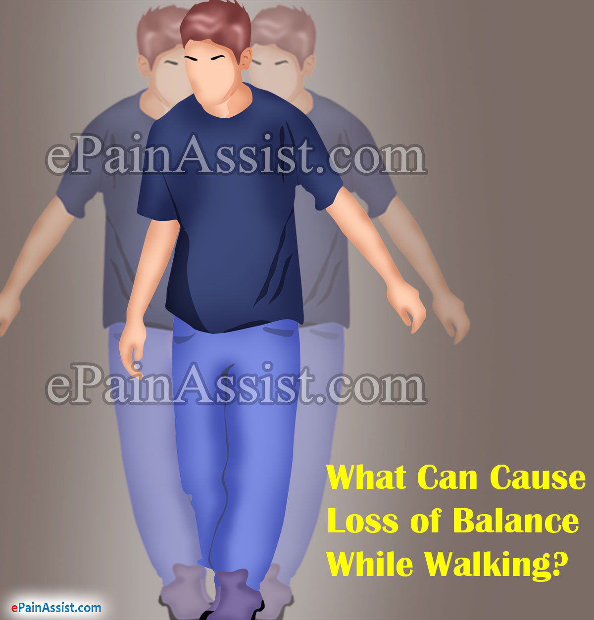 What Can Cause Loss of Balance While Walking?