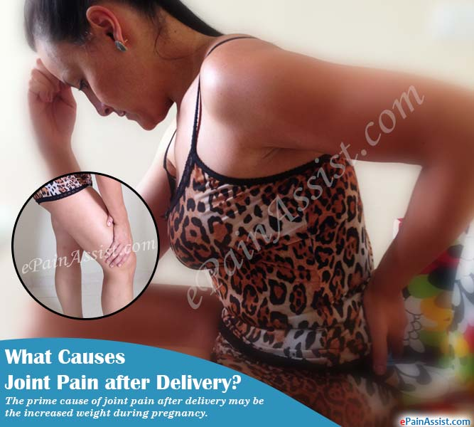 What Causes Joint Pain after Delivery?
