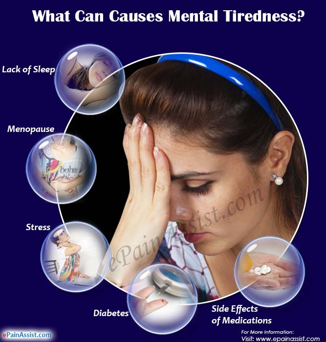 What Can Cause Mental Tiredness