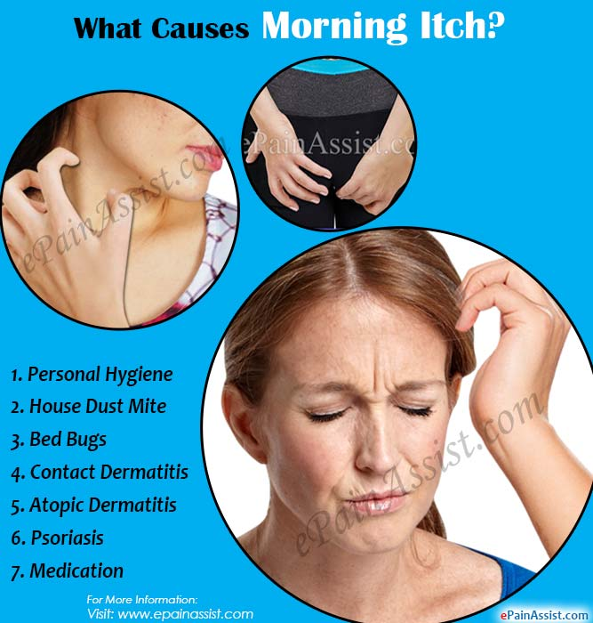 What Causes Morning Itch?