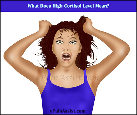 What Does High Cortisol Level Mean?