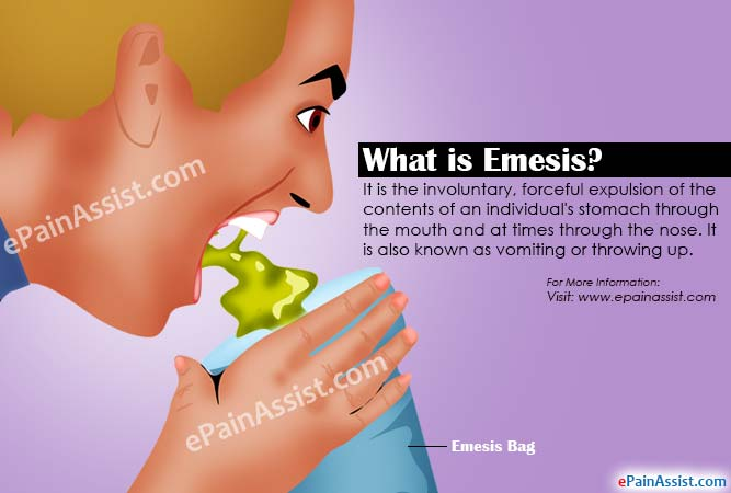 What is Emesis?