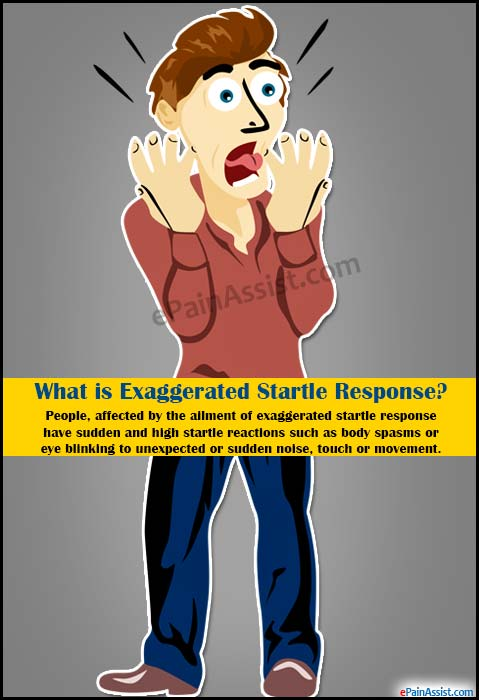 What is Exaggerated Startle Response?