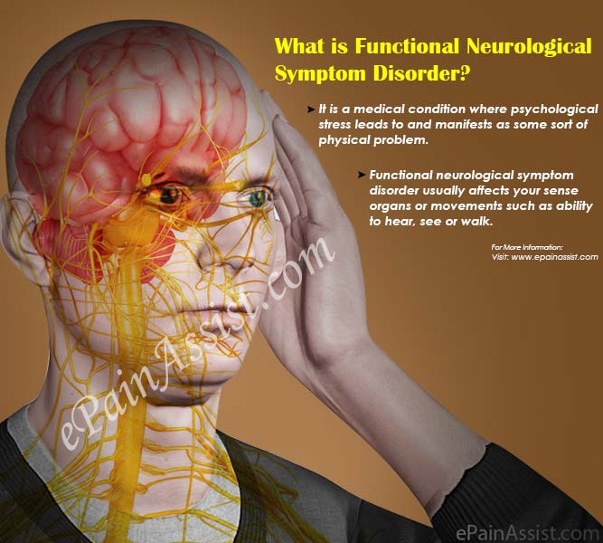 What is Functional Neurological Symptom Disorder?