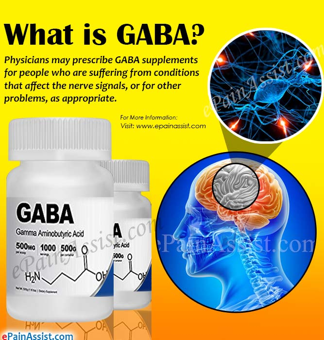 What is GABA?