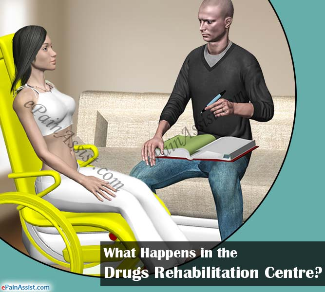 What Happens in the Drugs Rehabilitation Centre?