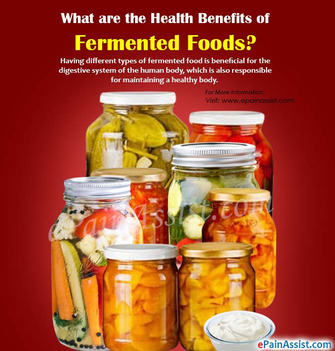 What are the Health Benefits of Fermented Foods?