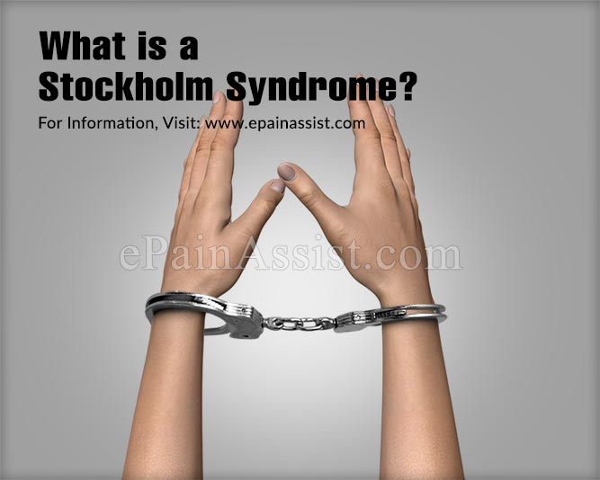 What is a Stockholm Syndrome?