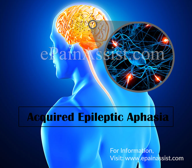 What is Acquired Epileptic Aphasia?