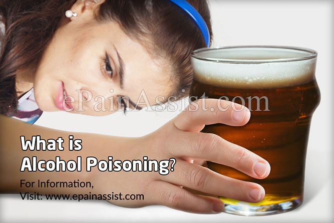 What Causes Alcohol Poisoning?