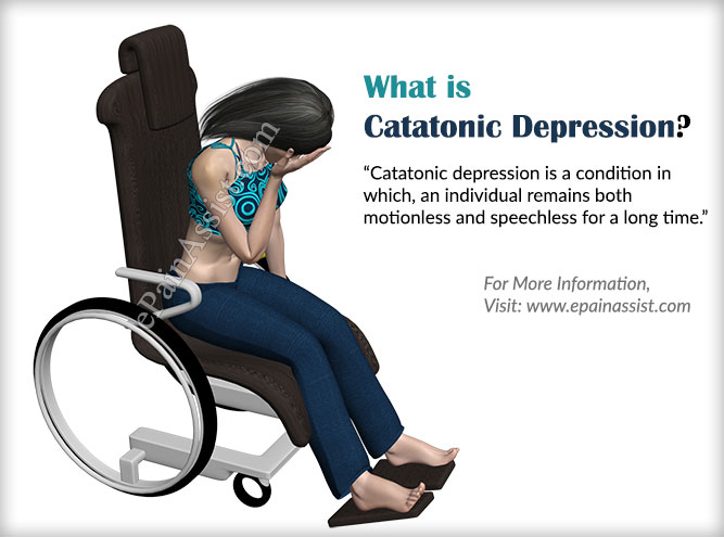 What is Catatonic Depression?