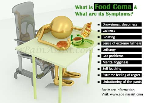 What is Food Coma and What are its Symptoms?