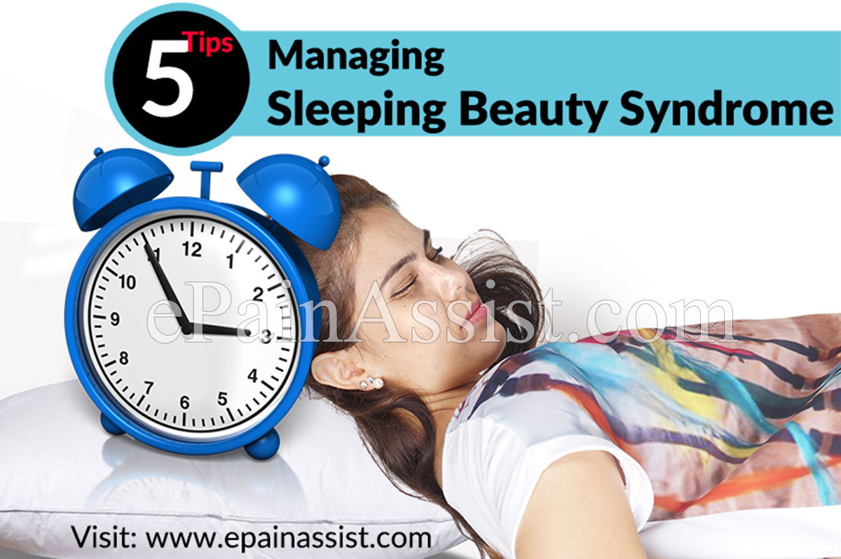 What is Sleeping Beauty Syndrome?