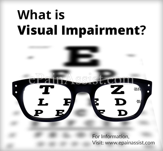 What is Visual Impairment?