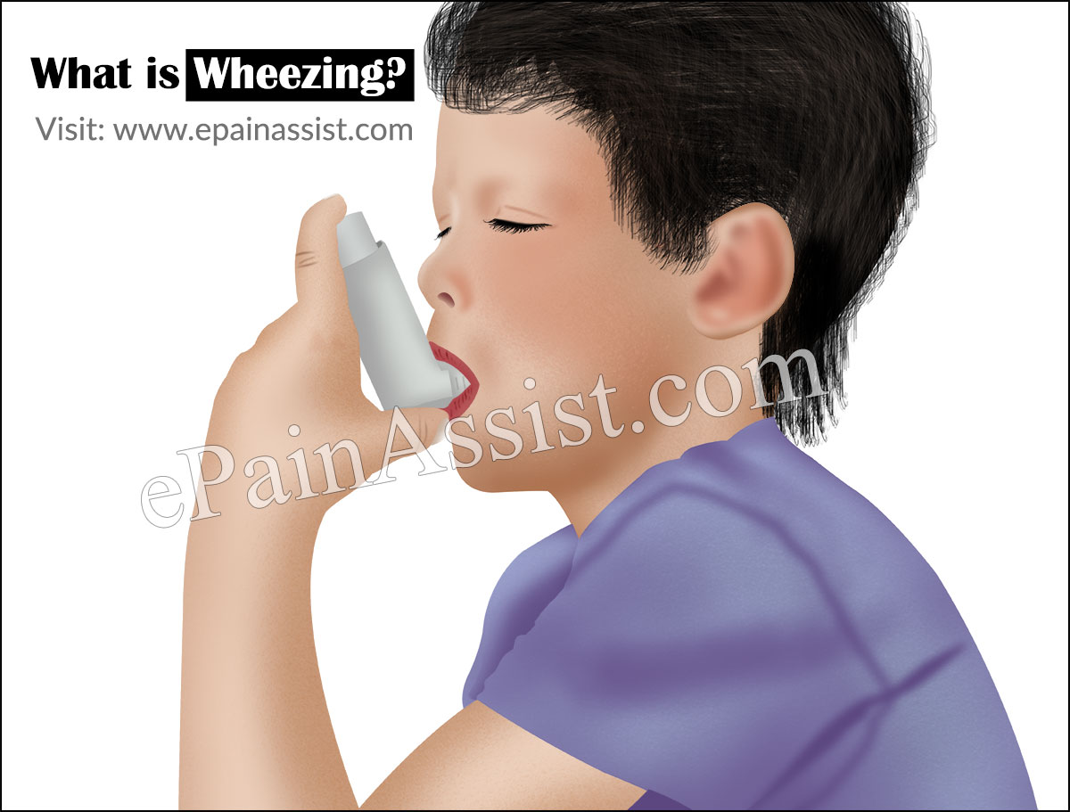 What Causes Wheezing?