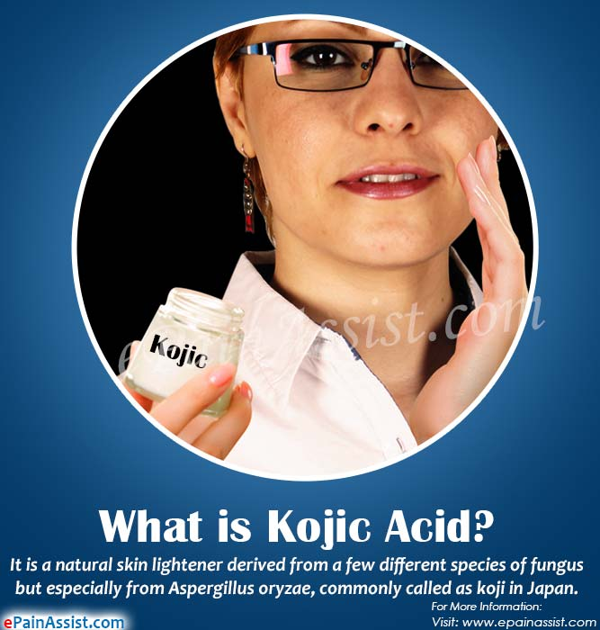 What is Kojic Acid?
