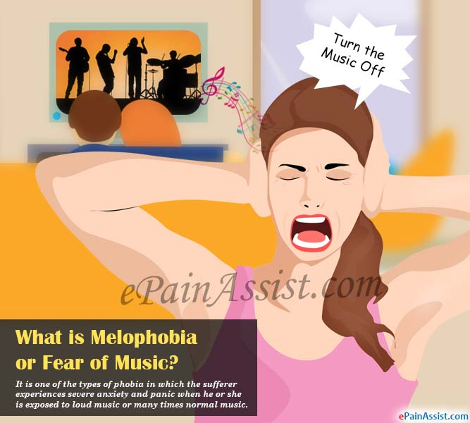 What is Melophobia or Fear of Music?