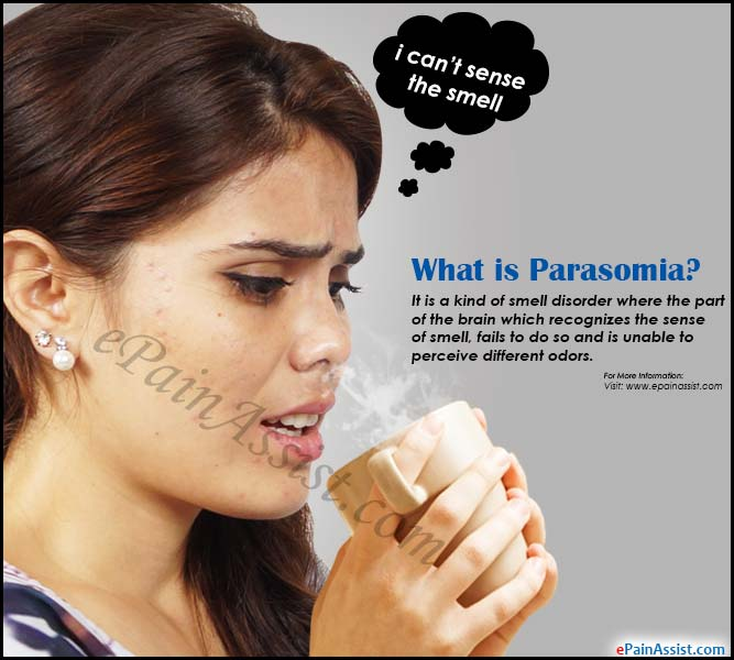 What is Parosmia?