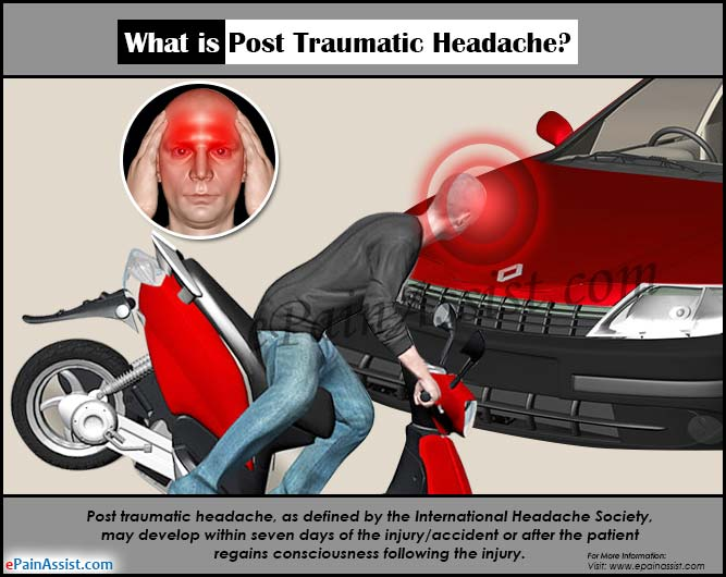 What is Post Traumatic Headache?